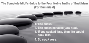 Four-Noble-Truths-For-Dummies